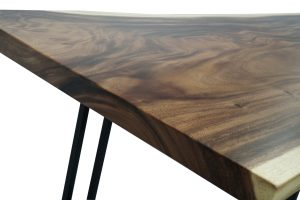 Montebello Dining Table with Black Leg